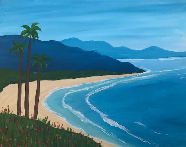 'Beach Overlook' (Online)