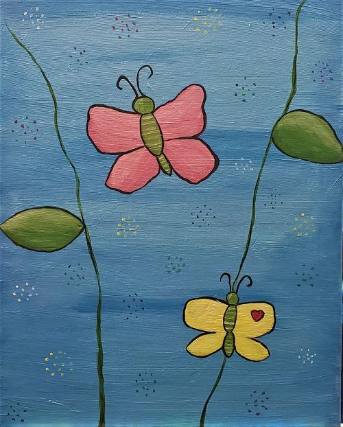 Butterflies - Kiddos