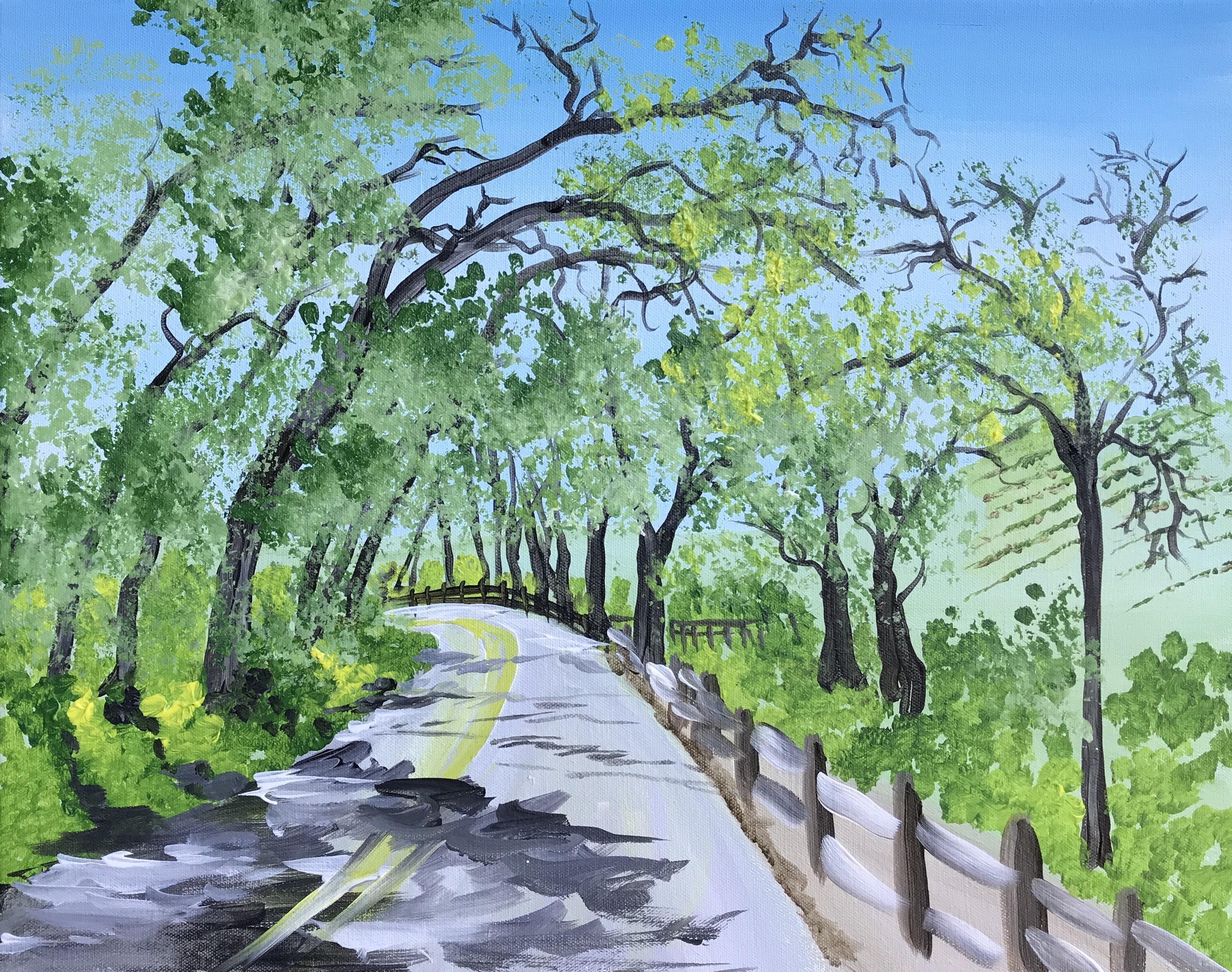 'Paso Road'