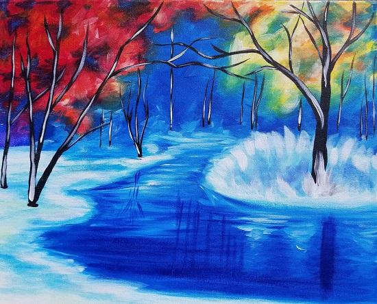 'Icy Stream'