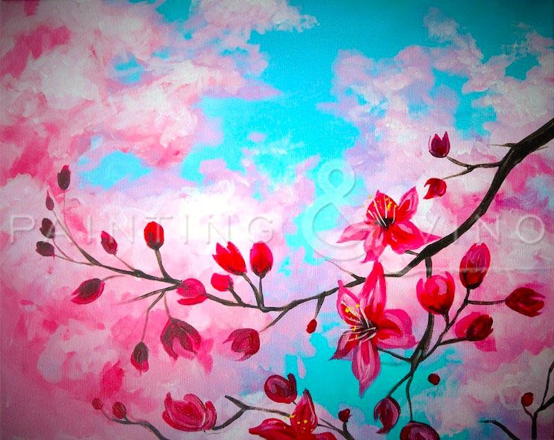 'Summer Cherry Tree'