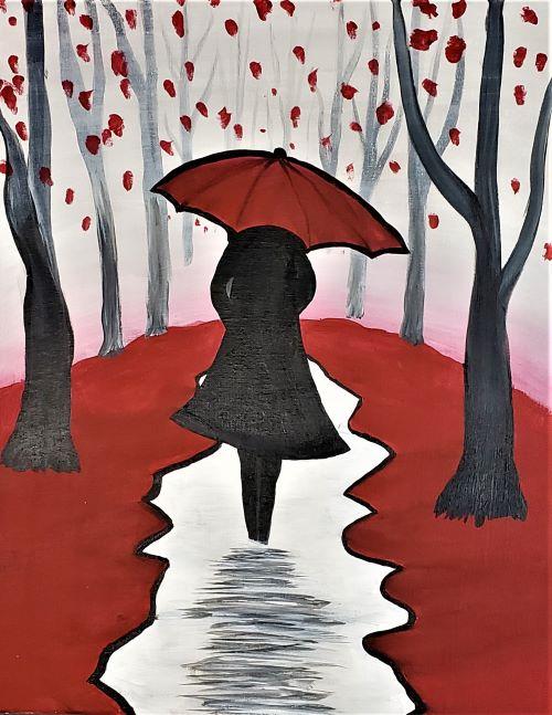 Walk in the Rain - Replay event