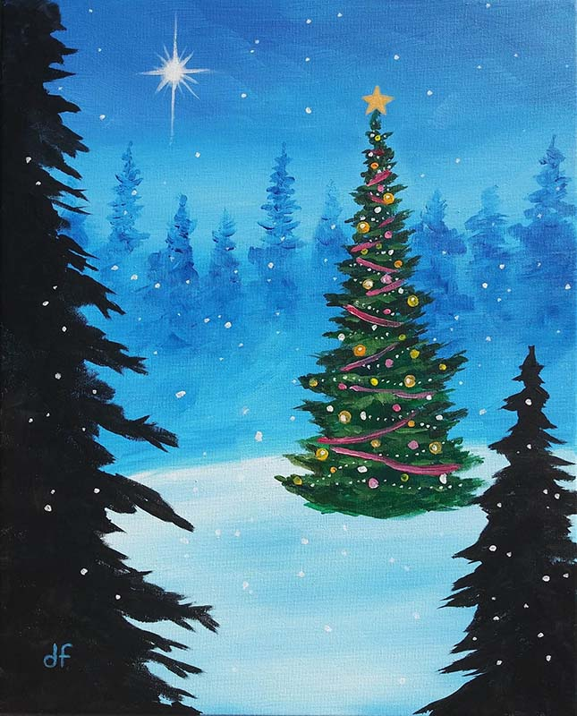 'Frosty Nights'