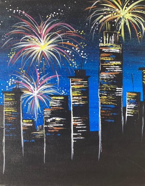 'New Years Celebration'