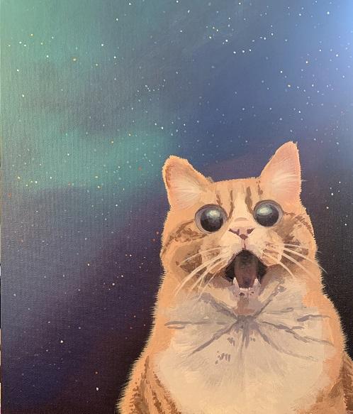 'Cosmic Cat'