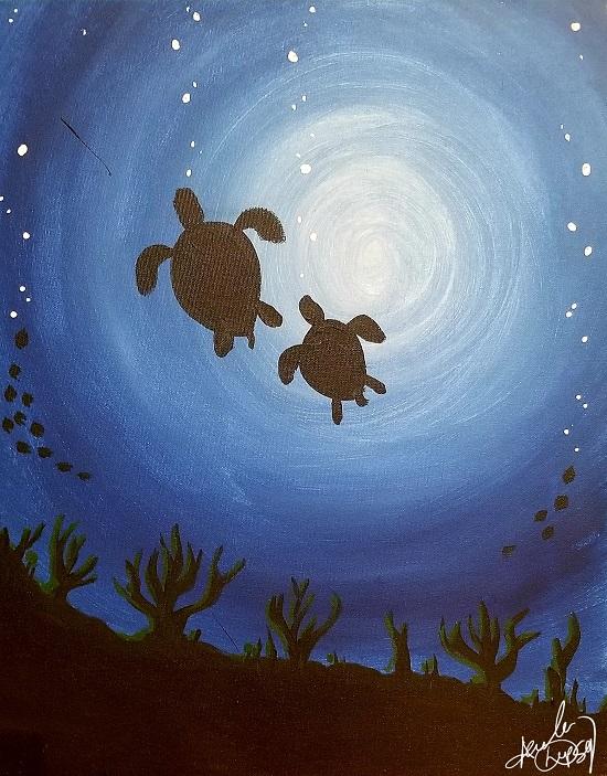 'Sea Turtles'