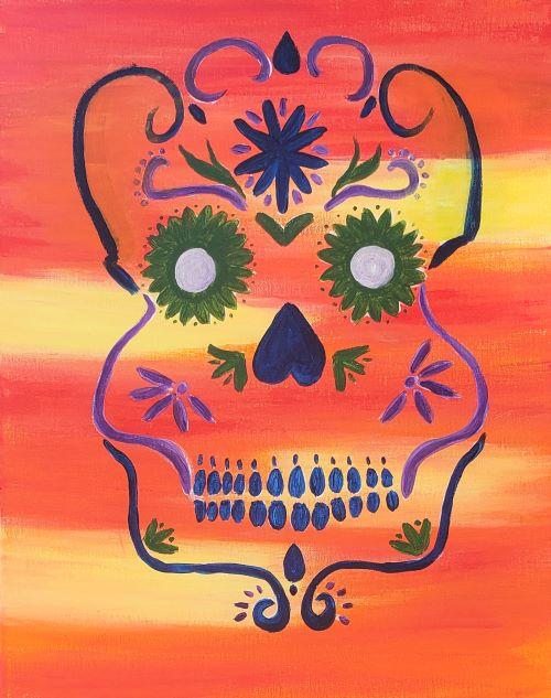 Sugar Skull - KB