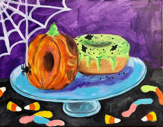 Special Event 'Spooky Delicious Donuts'