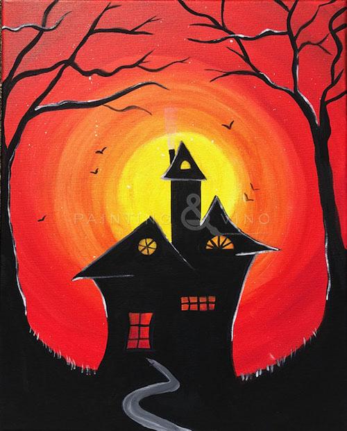 Spooky Lane