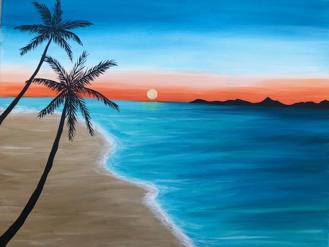 'Tranquil Sea'