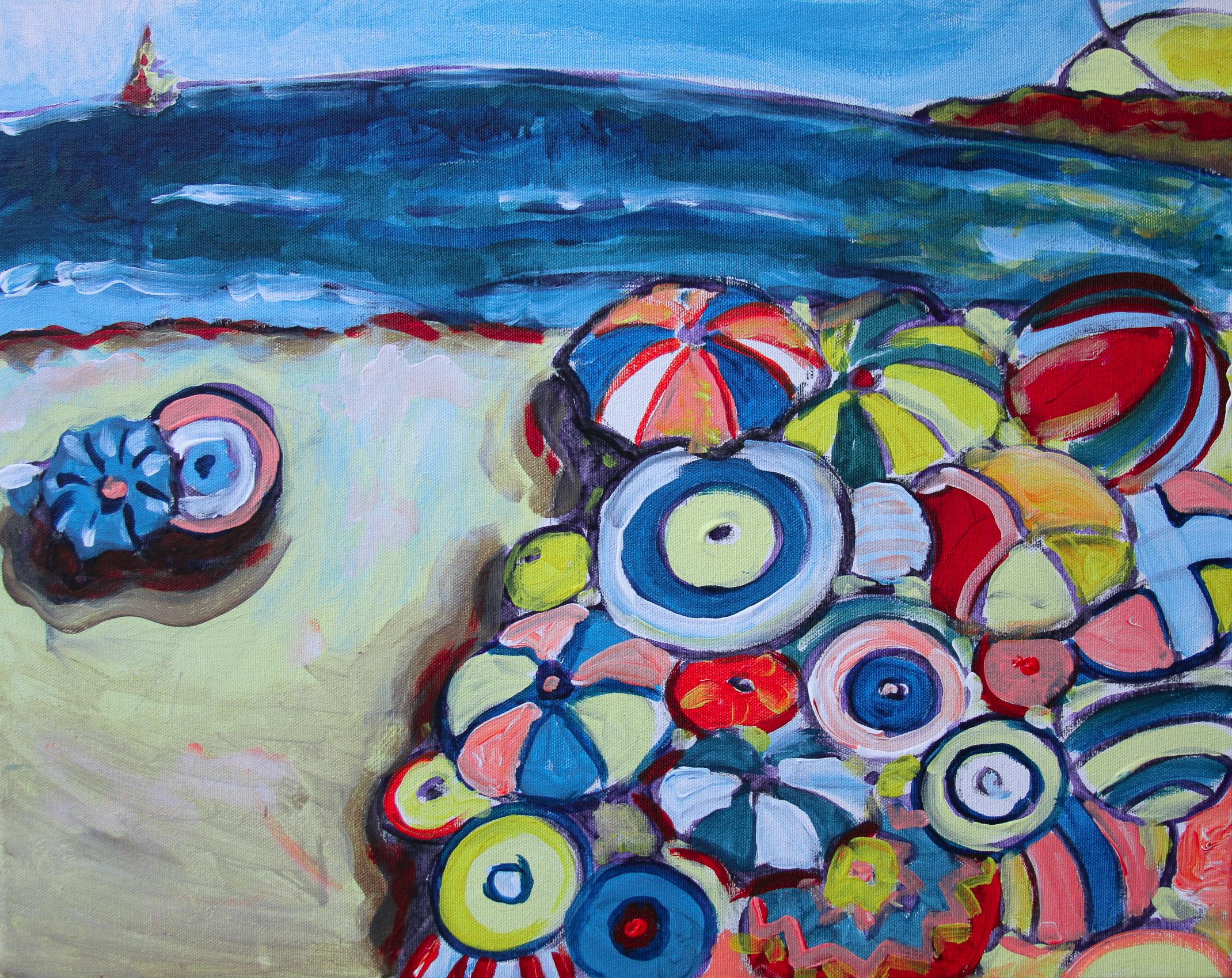 'U n Me at the Beach'