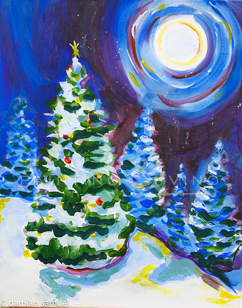 'Holiday Forest'