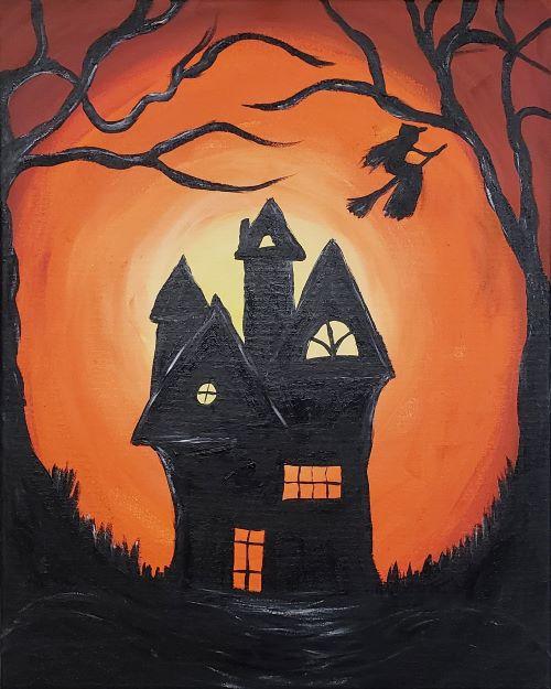 Spooky Lane!