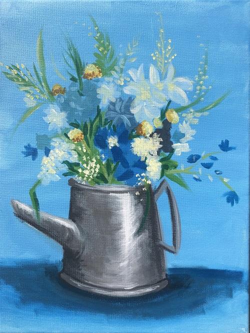 'Blue Bouquet'