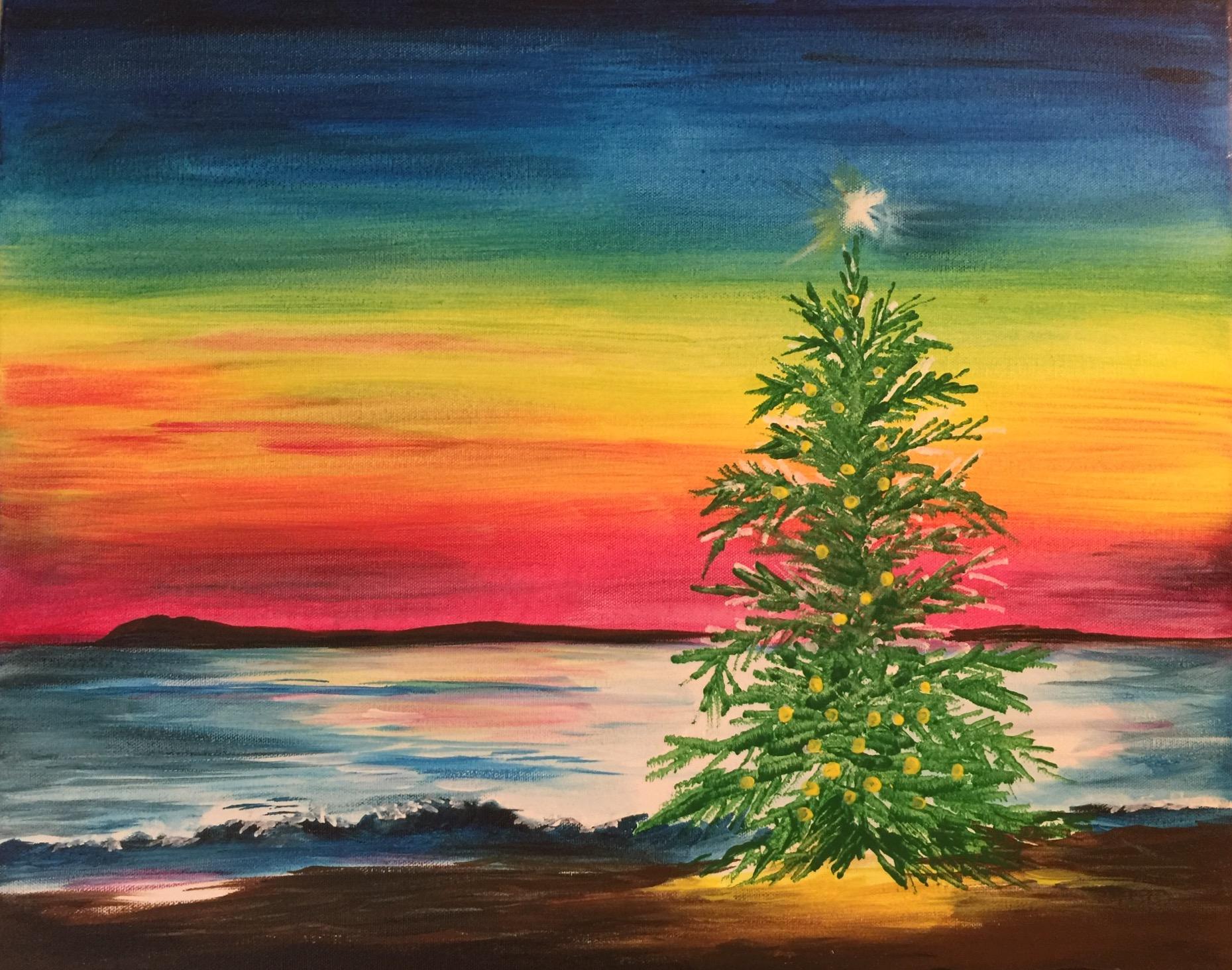 'Christmas Sunset'