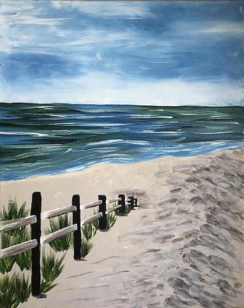 'Beach Access' - Live Online Event