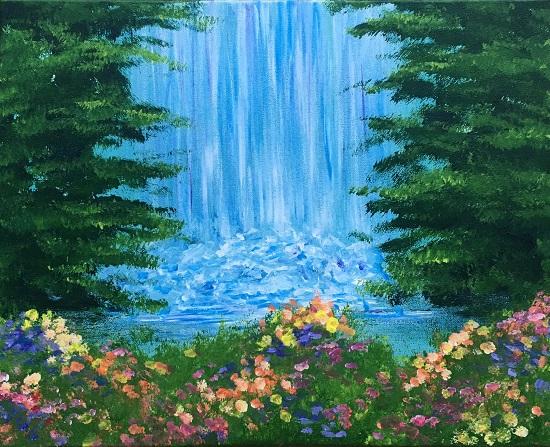 'Hidden Waterfall' (Online)