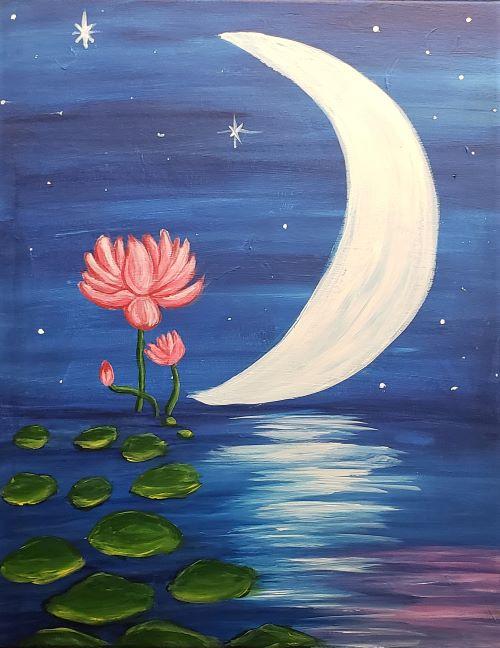 Moonlight Lotus - KB