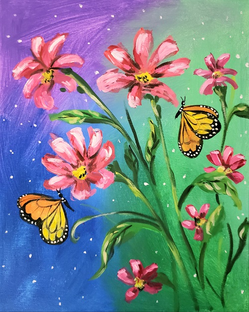 'Butterfly's Paradise'
