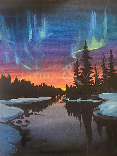 'Alaskan Nights'