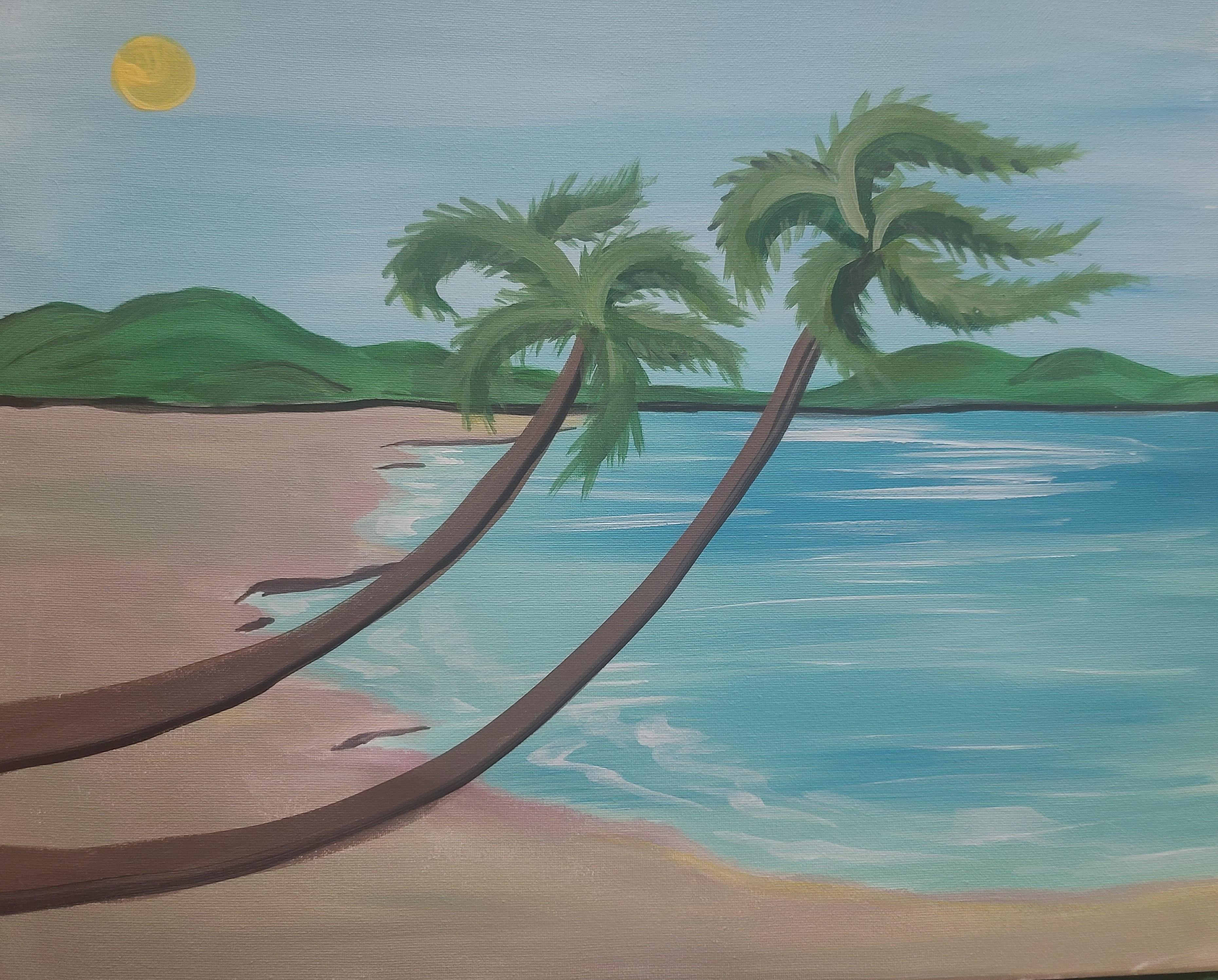 Windy Beach - LT