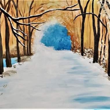 Replay - Winter Walk