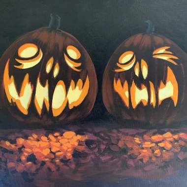 'Spooky Jacks' -REPLAY