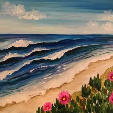 'Rolling Surf'