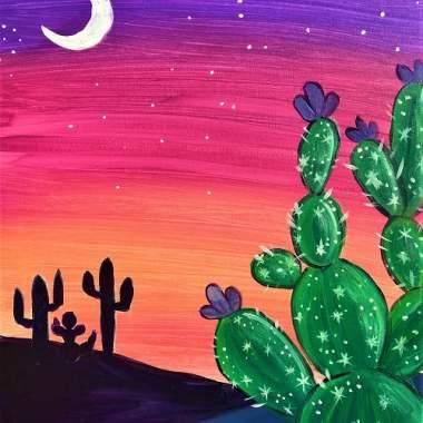 'Cosmic Cactus' - REPLAY