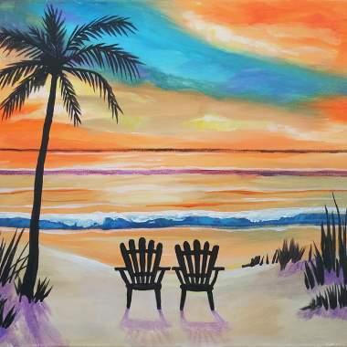 'Relaxing Shores'