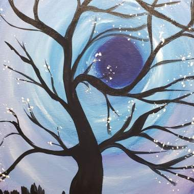 Live Online - Moonlight tree
