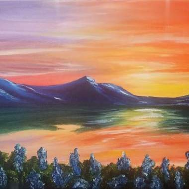 Mt. Sunset - Live Online Event