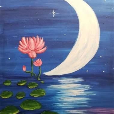 Moonlight Lotus - Live Online Event