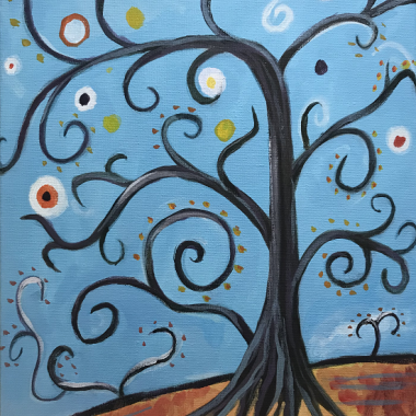 'Tree of Happiness'