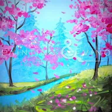 'Pink Spring'