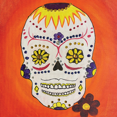 ''Sugar Skull