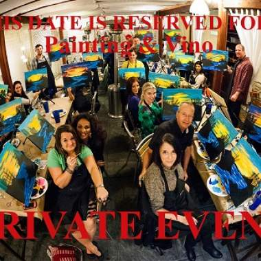 Private  Paint Event