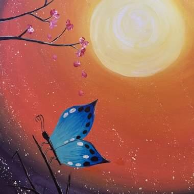 Butterfly Zen - Live Online Event