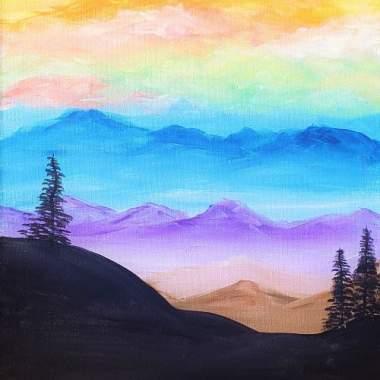 Live Online - Quiet Mt. Morning