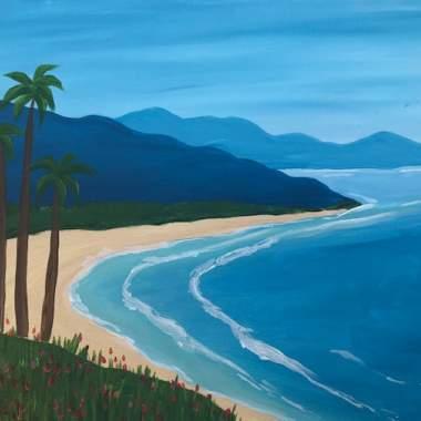 'Beach Overlook' -Replay Online Event