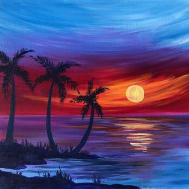 'Paradise Island' -Live Online Event