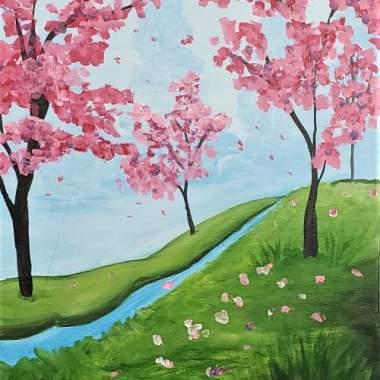 Live online event - Pink Spring