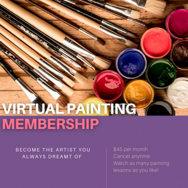 Virtual Painting Membership