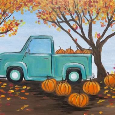 'Autumn Pumpkins'
