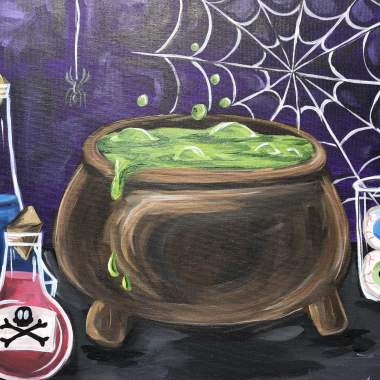 'A Witches Brew'