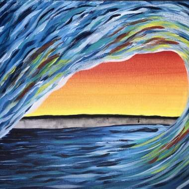 'Sunset Wave' - REPLAY