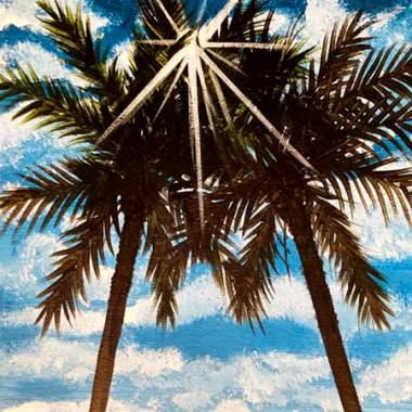 Sunshine Palms with Erin