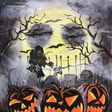 Pumpkins Bats and Spooks!
