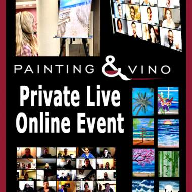 Private Live Online Event