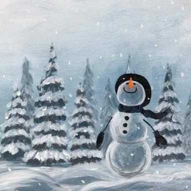 'Let It Snow' -Live Online Event